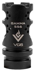 Aero Precision VG6 Gamma Muzzle Brake AR-15 5.56mm 17-4 Stainless Steel