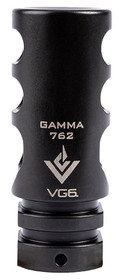 Aero Precision VG6 Gamma Muzzle Brake AR-15 7.62mm 17-4 Stainless Steel