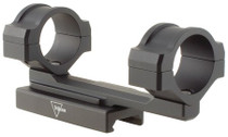 Trijicon AccuPoint Quick Release Flattop Mount 30mm