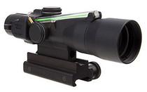 Trijicon ACOG 3x 30mm Obj 19.3 ft @ 100 yds FOV Black Dual Illuminated, TA33-C-400164