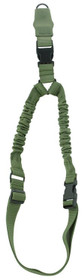 Aim Sports One Point Bungee Sling Swivel Size Green