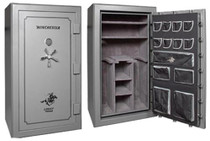 Winchester Safes Legacy 53 Gun Safe Granite (Freight approximate, actual may vary)