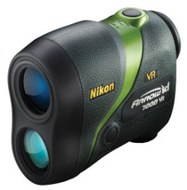 Nikon Arrow ID 6x 21mm 8 yds-1000 yds 7.5 degrees Black/Green