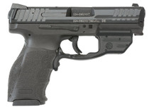 HK VP9, 9mm, Green Laserguard and two 15Rd Magazines