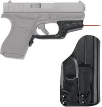 Crimson Trace Laserguard Glock 42, Bladetech Holster