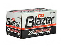 CCI/Speer Blazer, 22LR, High Speed, Lead, 500 Round Brick 21