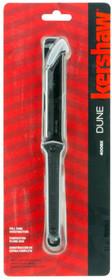 "Kershaw Dune Knife 3.8"" 3Cr13 Tanto Black Injection-Molded Polyimide Black"