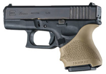 Hogue Handall Grip Sleeve Glock 26/27 FDE