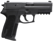 "Sig SP2022 Full Size Single/Double 9mm 3.9"" Barrel, Black P, 10rd"