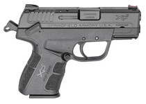 "Springfield XDE Package 9MM 3.3"" Barrel Black Melonite Finish FO Front/Combat Rear Sight 8rd & 9rd Mag"