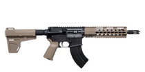 "Diamondback DB15 AR Pistol Semi-Automatic 7.62x39mm 10"" Barrel 28rd Mag"