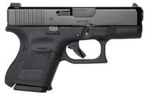 """Glock G26 Gen5 9mm, 3.5"""", Night Sights,10rd"""