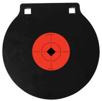 "Birchwood Casey Gong 10"", Two Hole 3/8"", A"