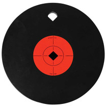 "Birchwood Casey Gong 10"", One Hole 3/8"", A"