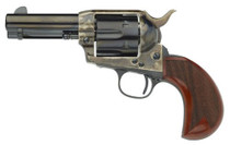 "Taylor's 1873 Cattleman Birdshead Single 357 Magnum 3.5"" 6 rd"