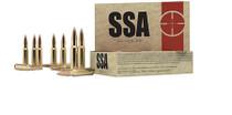 Nosler SSA Ballistic Tip Hunting 300 AAC Blackout 220gr, 20rd/Box
