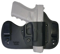 Flashbang Ava S&W M&P Compact Leather/Thermoplastic Black, RH