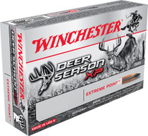 Winchester Deer Season XP 223 Rem/5.56 NATO 64gr, Extreme Point, 20rd/Box