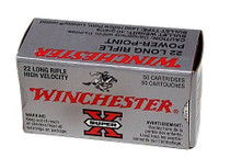 Winchester Super-X 22 LR 40gr Power-Point 50rd/Box