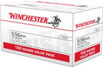 Winchester USA 5.56 *VP* 55gr, FMJ, 150rd/Case