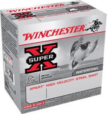 "Winchester Expert Hi-Velocity 12 Ga, 3"" ,1-1/4oz, 2 Shot, 25rd/Box"
