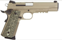 Sig 1911 Scorpion 45 ACP 5 Barrel Flat Dark Earth Night Sights