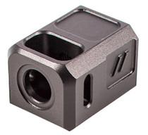 Zev Compensator 1/2x28 9mm, Black