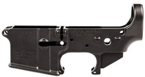 Zev AR15 Forged Lower 223 Remington/5.56 NATO Black Hardcoat Anodized