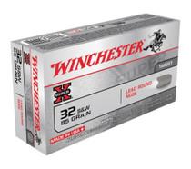 Winchester Super-X Handgun .32 S&W 85 Grain Lead Round Nose
