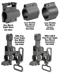 Rock River Arms Low Profile Gas Block .750 Barrel AR-15 Black