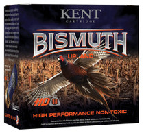 "Kent Bismuth Upland 20 Ga, 2.75"", 1oz, 5 Shot, 25rd/Box"