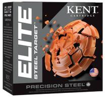 """Kent Elite Steel Target 12 Ga, 2.75"""", 1oz, 250rd/Case"""