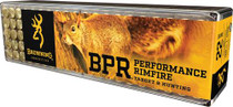 Browning BPR Performance 22 LR 40gr, Lead Round Nose, 1600rd/Case (4 Boxes of rd/Case)