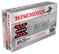 Winchester Super-X .45-70 Government 405gr, Flat Nose Cowboy Action