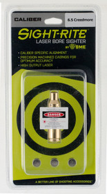 SME Sight-Rite Laser Bore SME Sighting System 6.5 Creedmoor Brass
