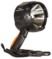 Cyclops Spotlight 12V Direct 1400 Lumens Black