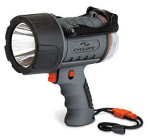 Cyclops Waterproof LED Spotlight 300 Lumens Lithium Gray