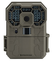 Stealth Cam GX Wireless Trail Camera 12 MP Brown