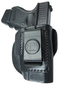 Tagua 4 In 1 Inside The Pant Glock 26/27/33 Steerhide Black