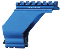 UM Tactical Sight Mount For Pistol Tactical Style Blue Finish