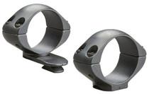 """Weaver Mounts 1"""" Steel Ext Rings Low"""