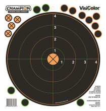 Champion 100yd Sight In Target 5 Pack, 30 Pasters