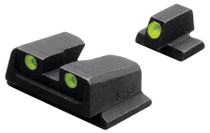 Meprolight Tru-Dot Night Sight Fixed S&W M&P Full Size/Compact Tritium