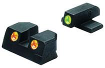 Meprolight Tru-Dot Handgun Night Sights Sig Sauer Tritium Green Tritium