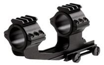 Sun Optics 1-Pc Base & Ring Combo AR 1-Piece Style Black