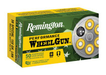 Remington Performance WheelGun 32 S&W Long, 50rd/Box