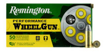 Remington Performance WheelGun 44 S&W 246gr, 50rd/Box