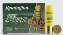 "Remington Premier Sabot 20 Ga, 2.75"", 250gr Sabot Slug, 5rd/Box"