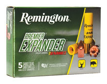 Remington Premiere Expander Slug PRX20 20 Ga, 5rd/Box