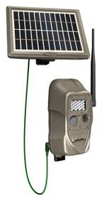Cuddeback CuddePower Solar Kit for J Camera D Pack AA (12)